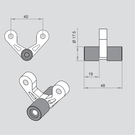 Схема колес